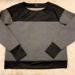 Athleta Women's Size XL Grey Pullover Sweater